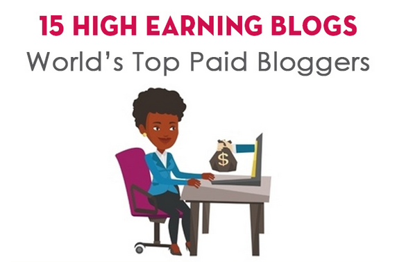 Top Paid Bloggers
