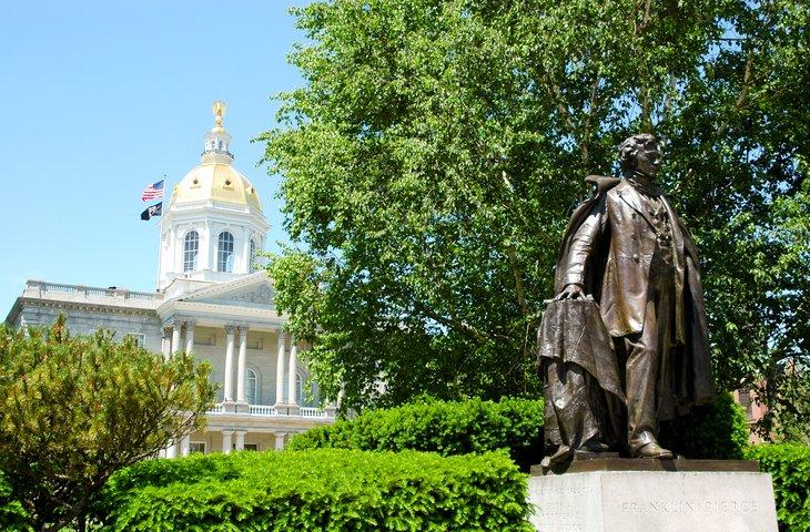 New Hampshire government