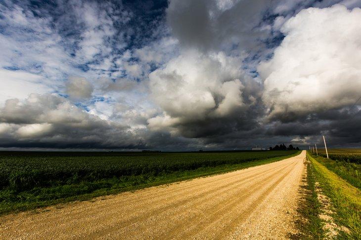 Iowa field