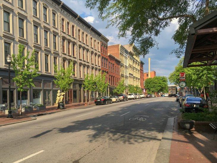 A historic district of Louisville, Kentucky
