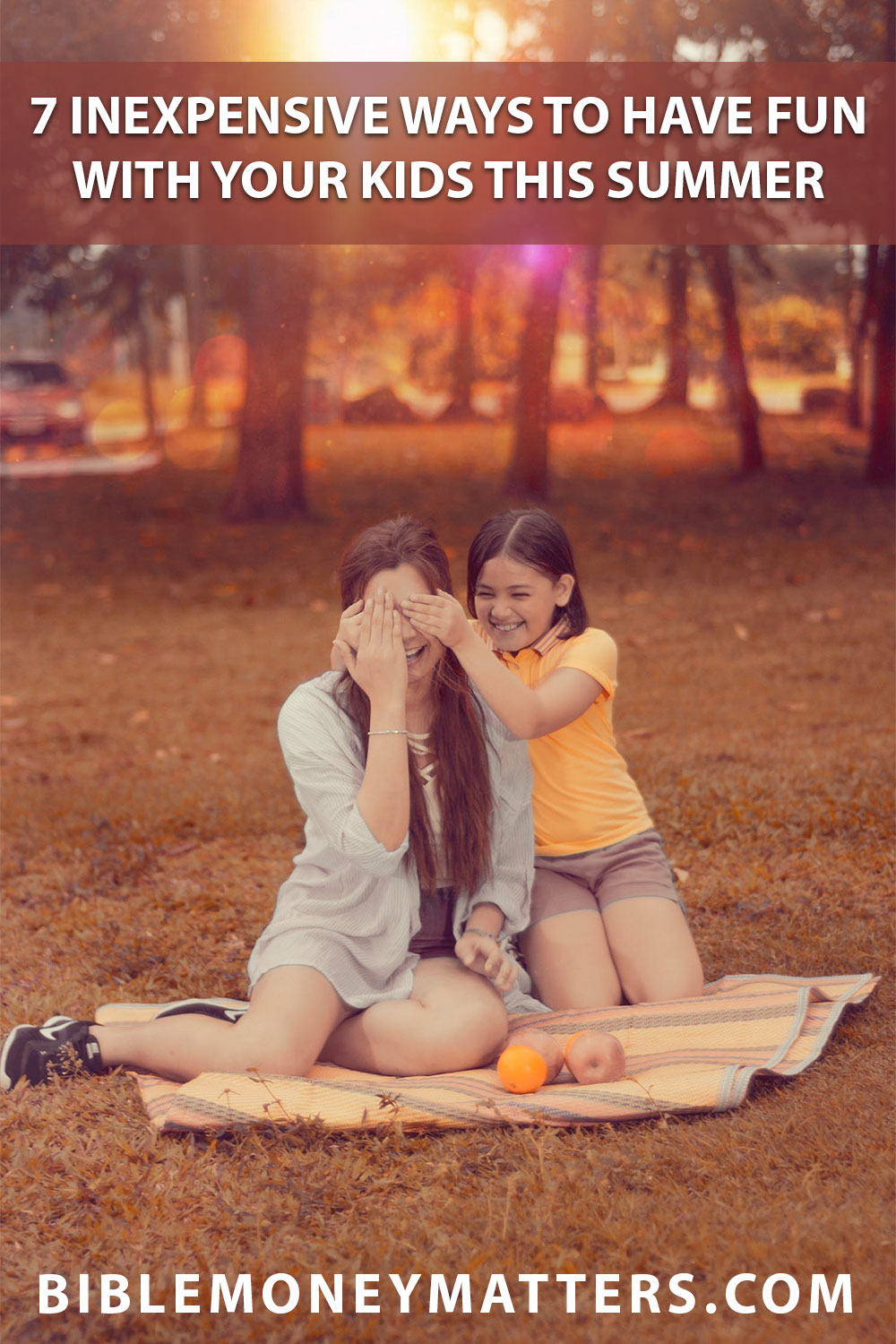 7 Inexpensive Ways To Have Fun With Your Kids This Summer