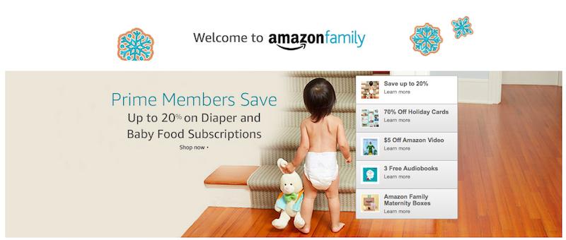 Amazon Mom Family