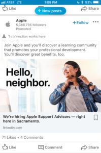 Apple At Home Advisor Support Jobs